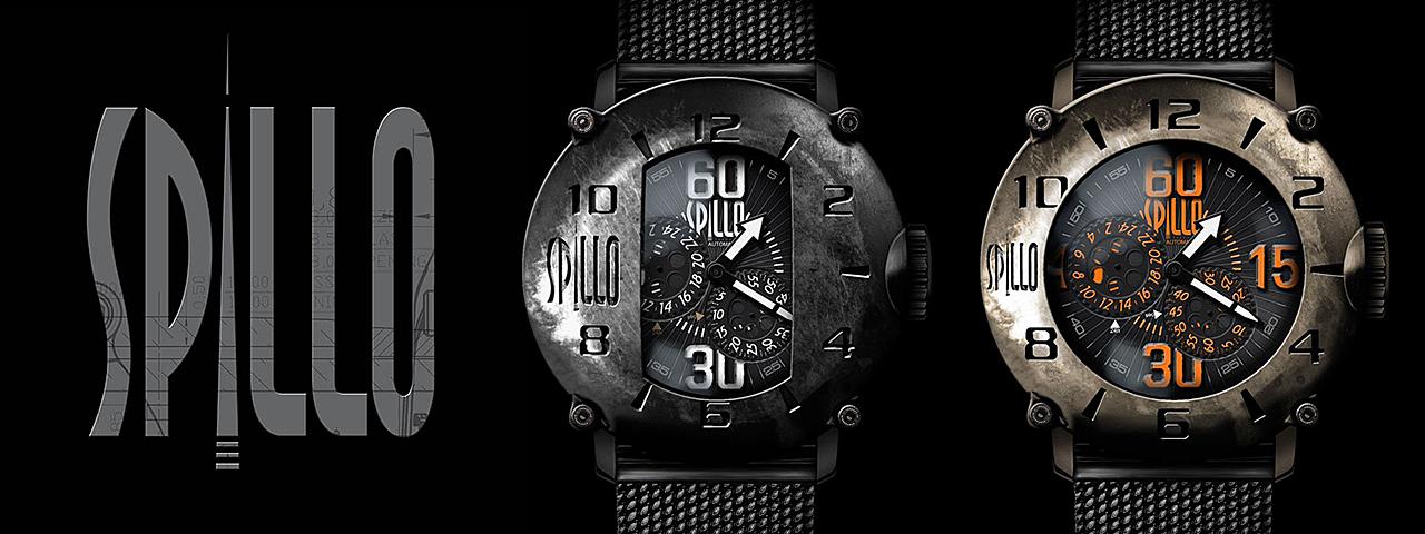 イタリア時計 SPILLO
