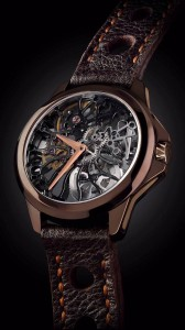 バーゼルワールド2015 アーティア スケルトン時計