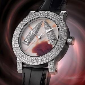ArtyA Luxury Watch Blood & Bullets
