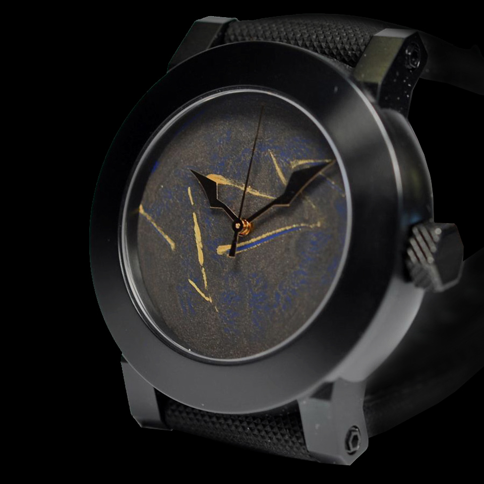 ArtyA art watch Abstraction1
