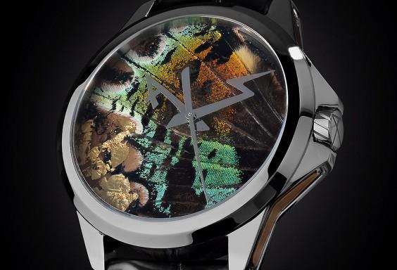 高級時計ブランド アーティアのバタフライウォッチ