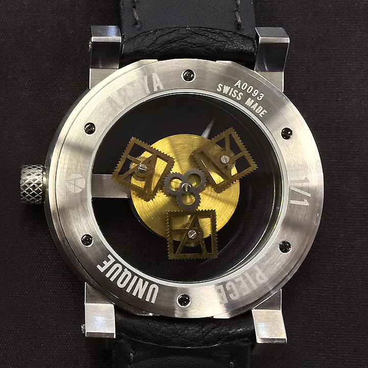 ArtyA Son of Gears Spoutnik3 back