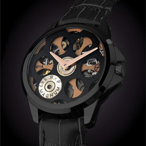 ArtyA Russian Roulette A1 Black and ArtyOr Luxury Watch