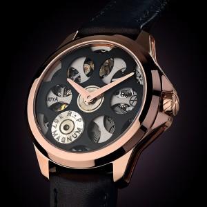 ArtyA Russian Roulette Full Gold 18K Luxury Watch