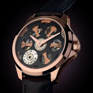 ArtyA Russian Roulette Full Gold2 18K Luxury Watch