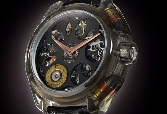 ArtyA Russian Roulette Glasnost G1 Luxury Watch