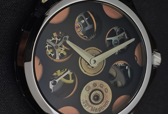 ArtyA Russian Roulette Python Luxury Watch