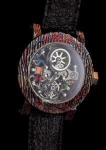スイス高級時計 ArtyA のトゥールビヨン