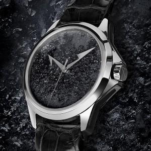 ArtyA Luxury Watch Black Pigments