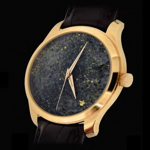ArtyA Black Sand2 Full Gold 18k Watch