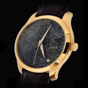 ArtyA Black Sand2 Full Gold 18k Watch