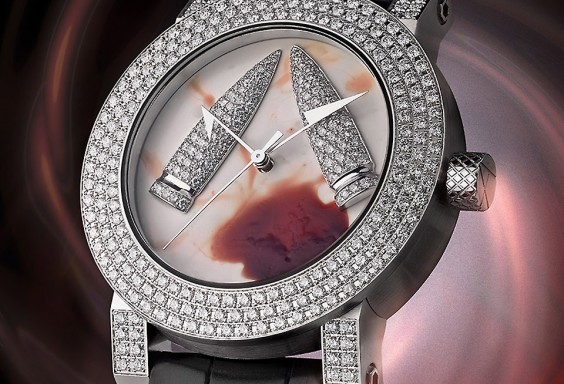 ArtyA Luxury Watch Blood & Bullets