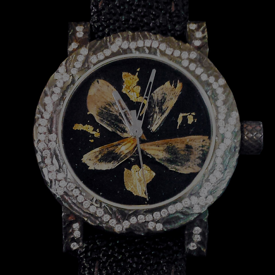 レディースジュエリー時計