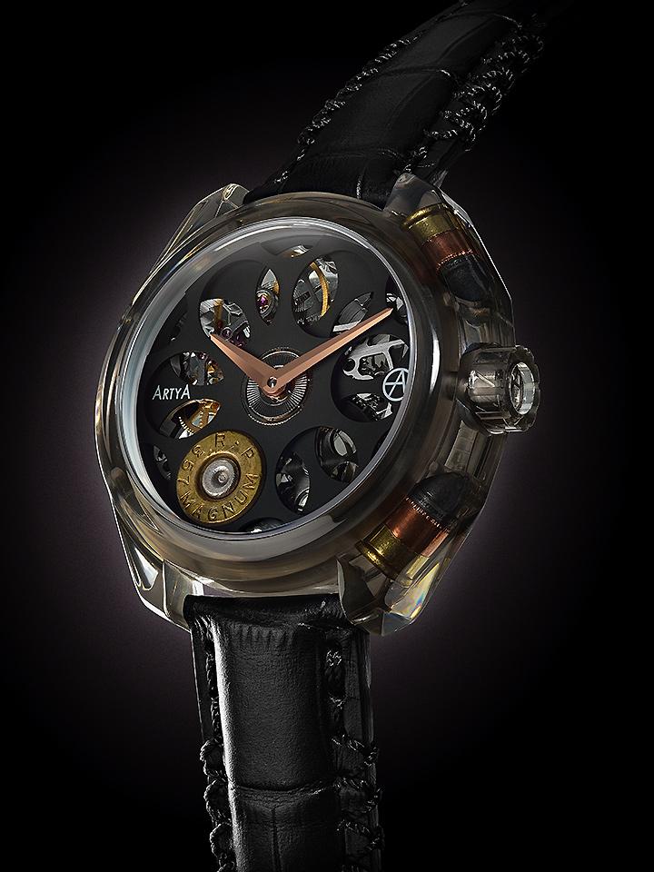 バーゼルワールド2015新作時計 アーティア グラスノスチ G1