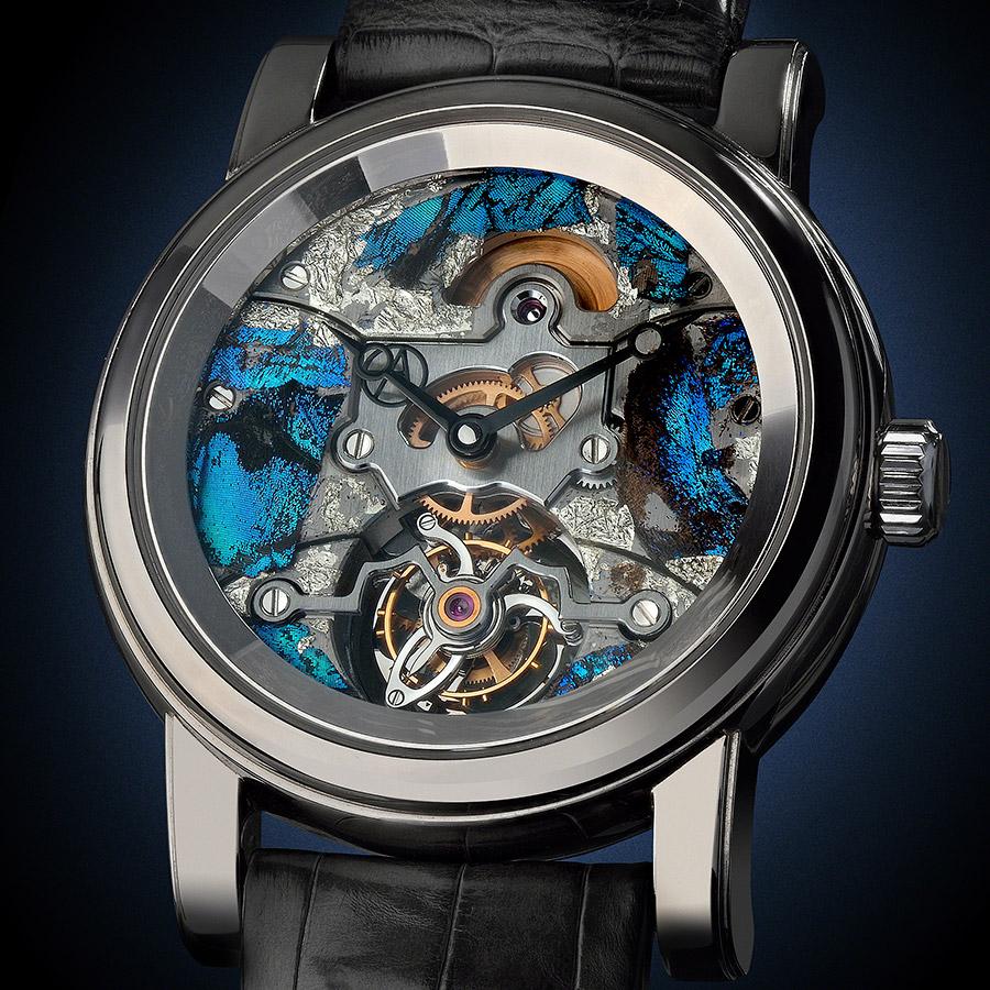 スイス時計ブランド ArtyA のトゥールビヨン
