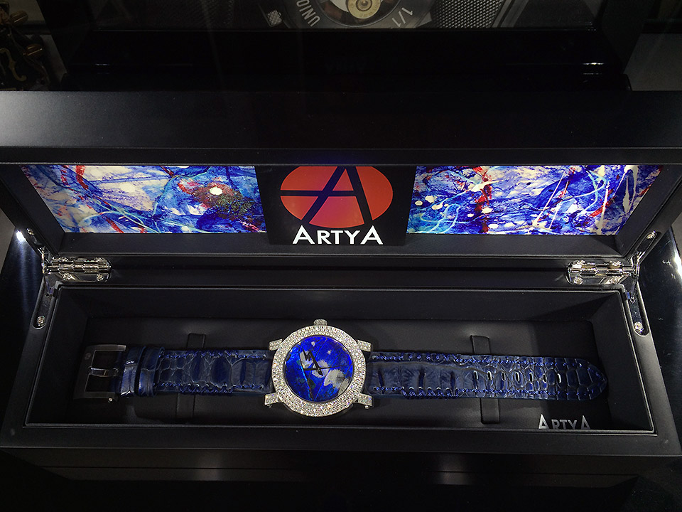 ArtyA Luxury Watch Morphos1 Full Set