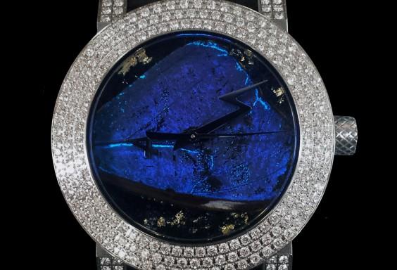 スイス時計 アーティアのダイヤモンドウォッチ