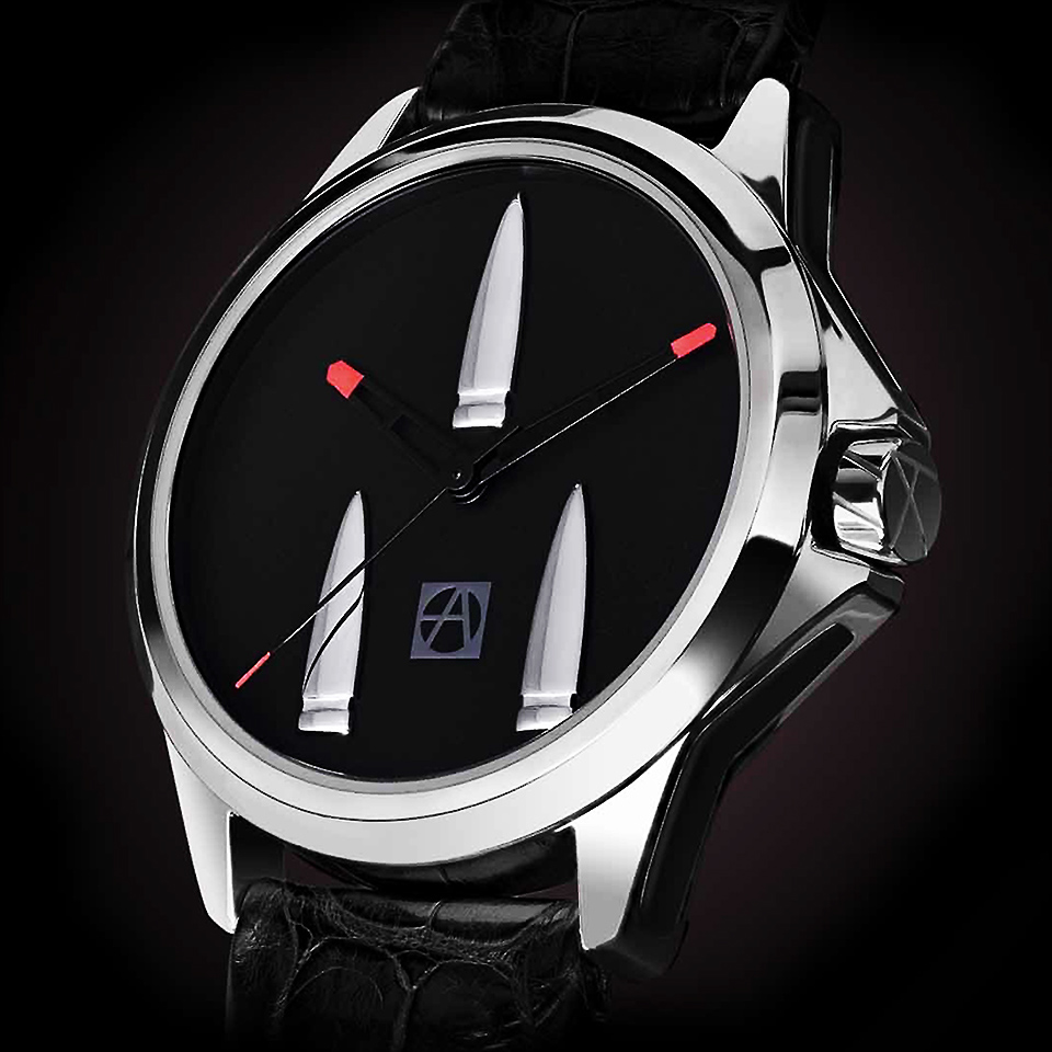 Luxury Watch Brand ArtyA Werewolf