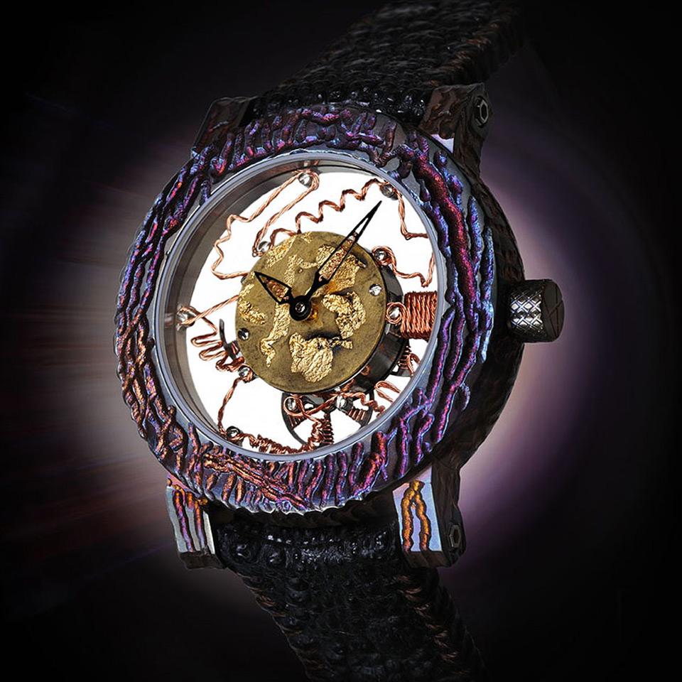 スイスの高級時計ブランドArtyAのQuadri Rotor Electro