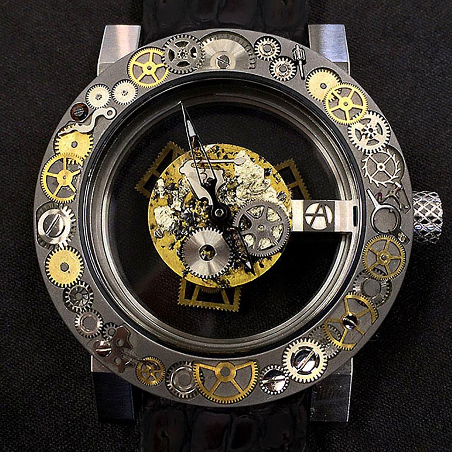 スイスの高級時計ブランドArtyA のSpoutnik3