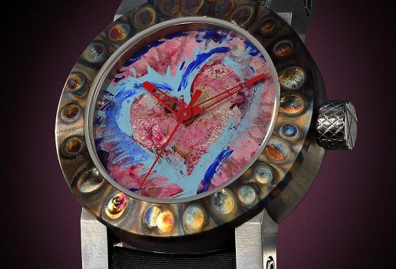 バーゼルワールド2015新作 レディース時計 ArtyA Heart