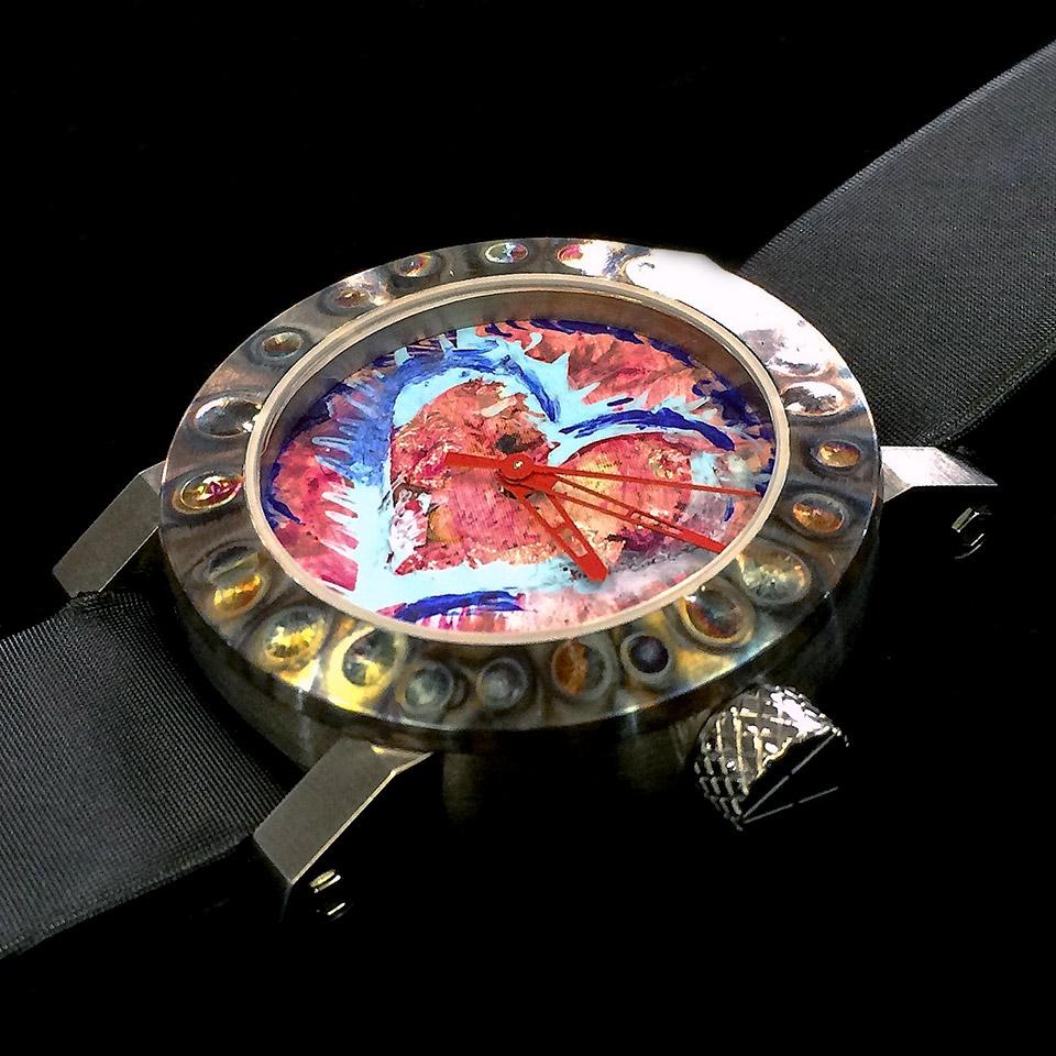 バーゼルワールド2015 ハート レディース時計