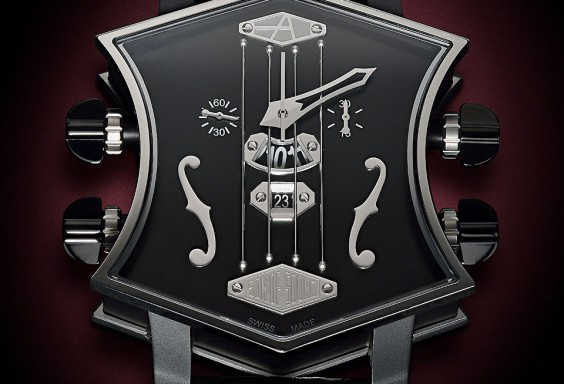 ArtyA Guitar Watch Iron Master