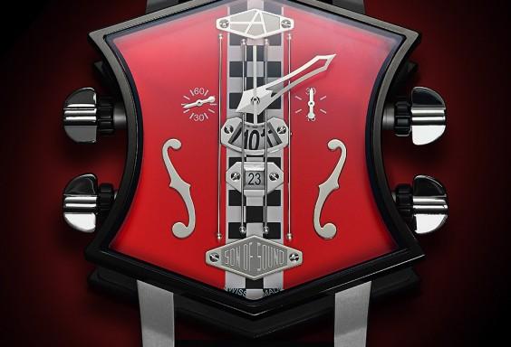 高級時計ブランド アーティアのギターウォッチ新作 Race