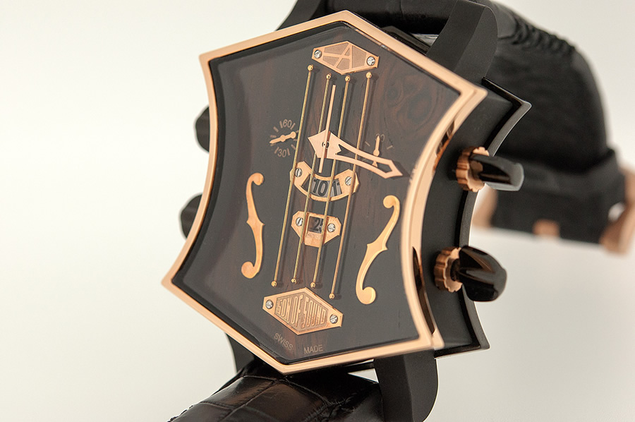 ArtyA Guitar Watch Woodrock