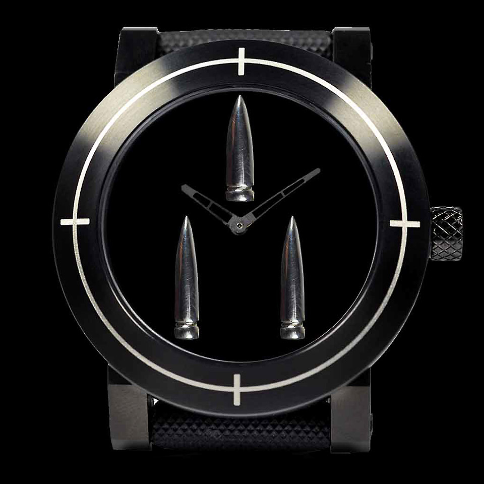 Luxury Watch Brand ArtyA Werewolf The Dispatcher1