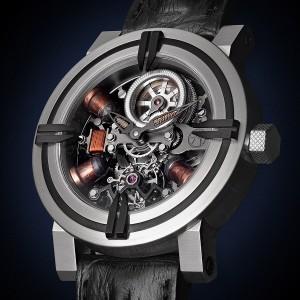 高級時計ブランド ArtyA のトゥールビヨン