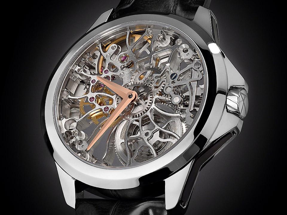 第一印象を上げるメンズ腕時計