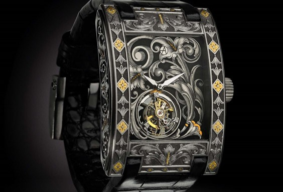 Arabesque Tourbillon
