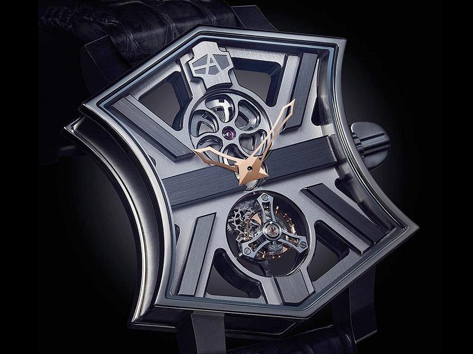 スイスの高級腕時計