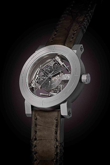 BASELWORLD 2015 ArtyA Mini Gun Steel
