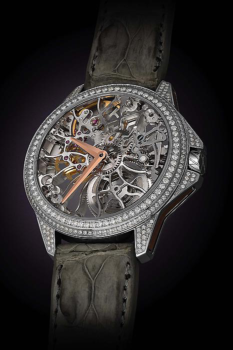 BASELWORLD2015 ArtyA Silver Shams Set