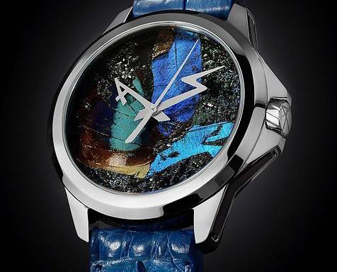ArtyA 蝶の時計 Farfalla4