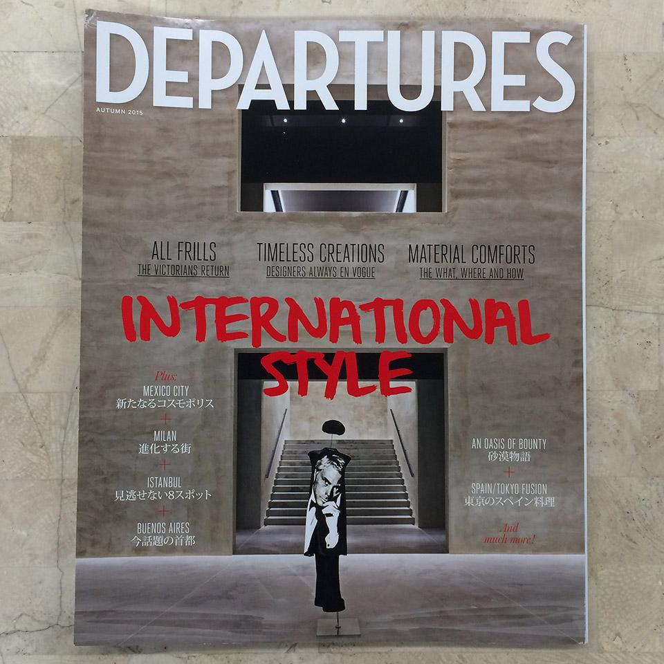 DEPARTURES 日本版