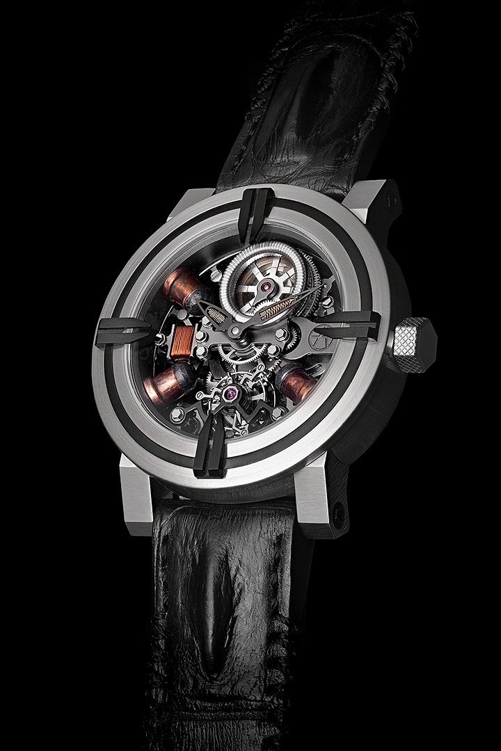 ArtyA Tourbillon The Judge 1