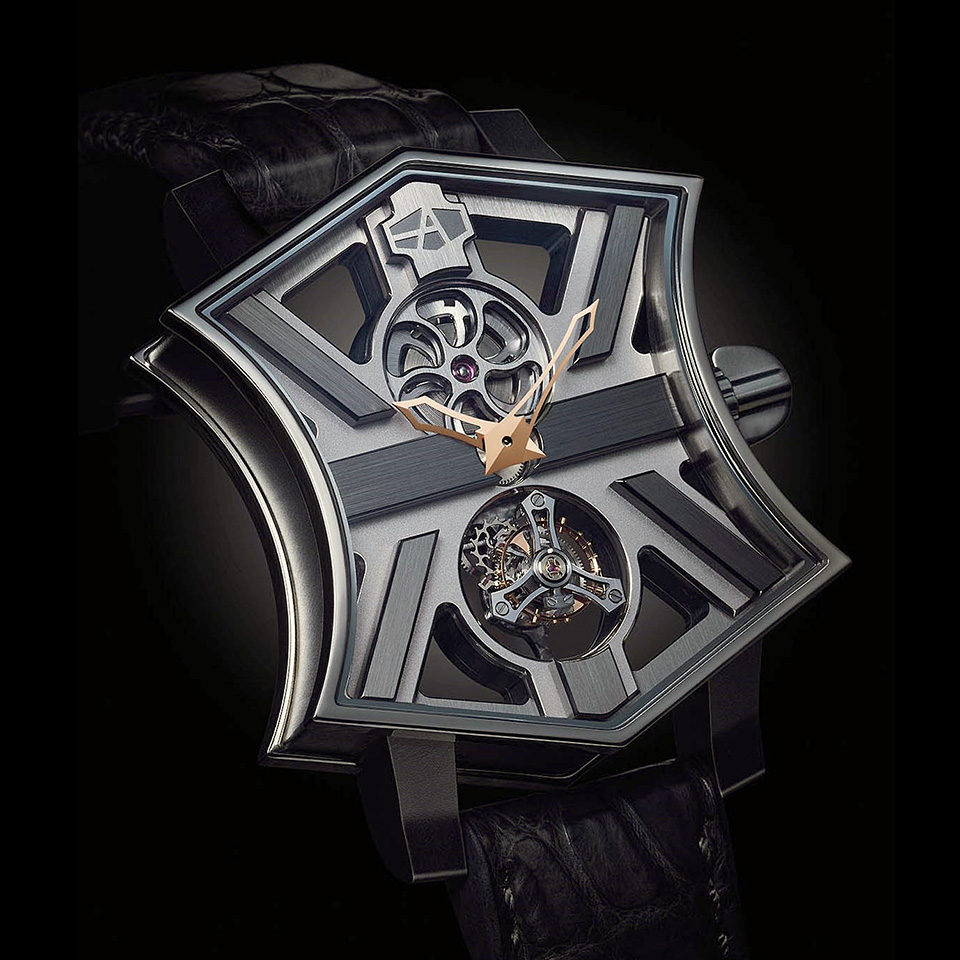 flying tourbillon BASELWORLD2016