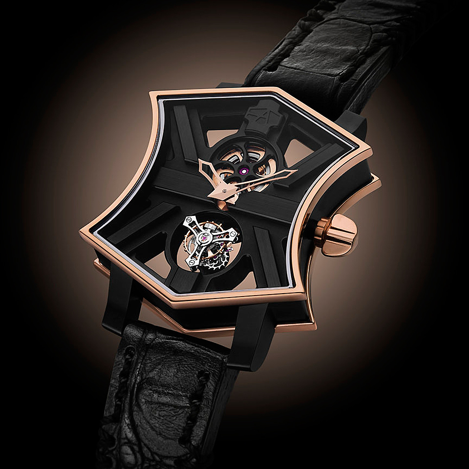 BASELWORLD 2016 ArtyA Magic Black Tourbillon