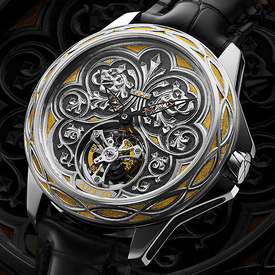 BASELWORLD2016 Brabant tourbillon