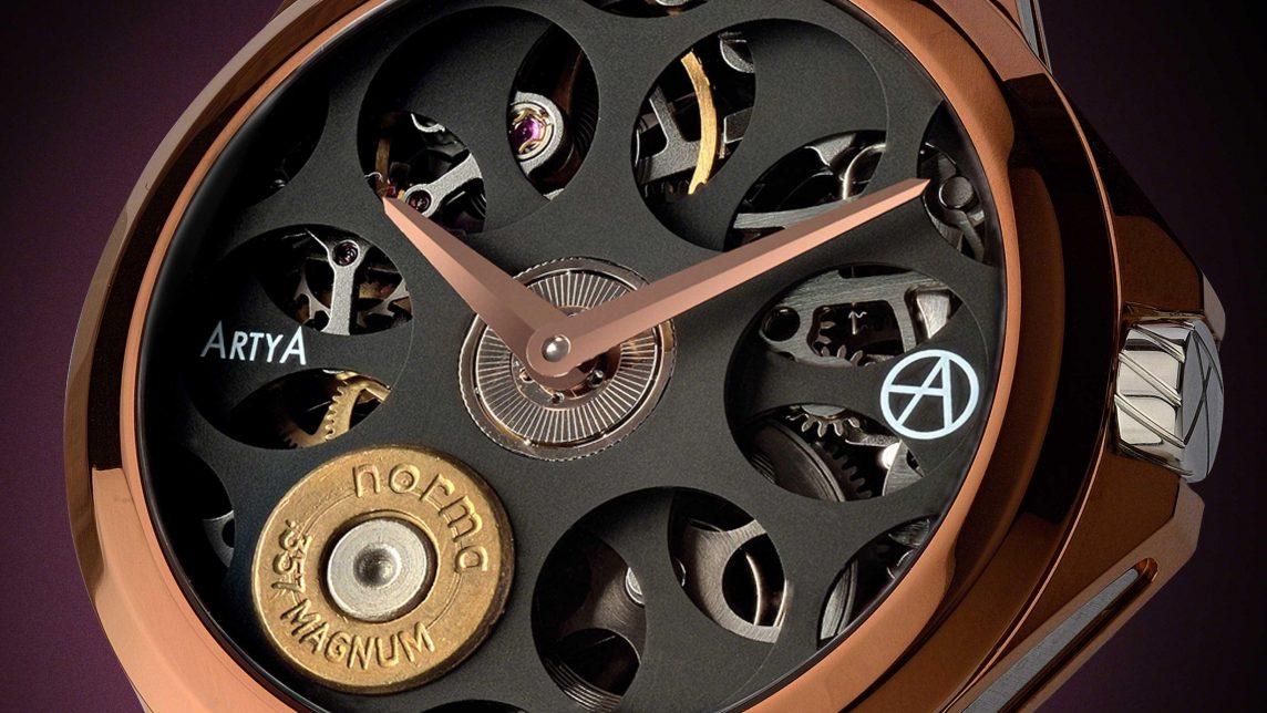 ビートたけしさん着用腕時計