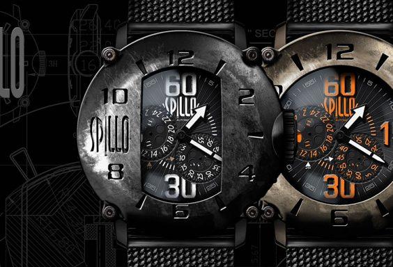 イタリア時計スピーロ-SPILLO日本初上陸