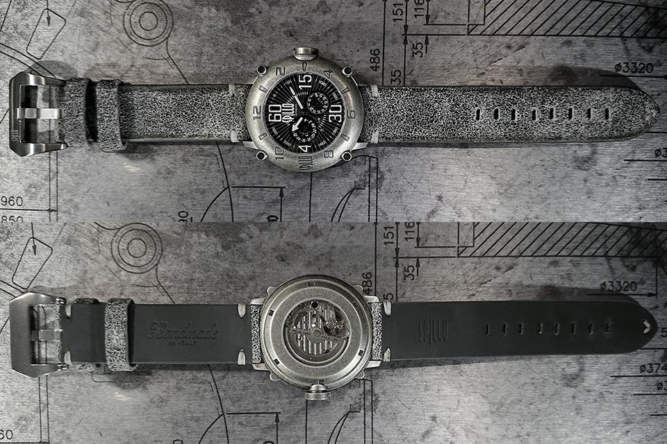 SPILLO の新作腕時計