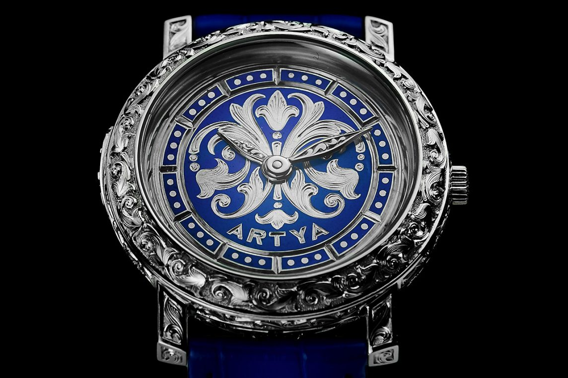 ArtyA Minute Repeater Platinum
